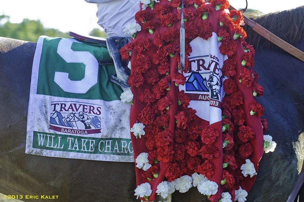 Will Take Charge Travers