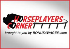 horseplayers corner logo with BONUS