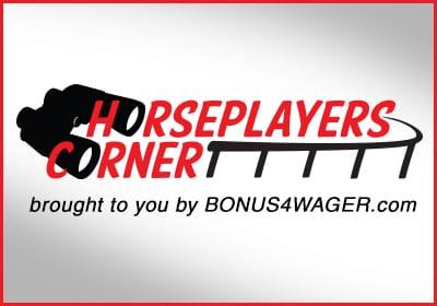 horseplayers corner logo with BONUS