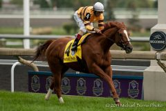 Wise Dan sets NTR when winning second consecutive Woodbine Mile