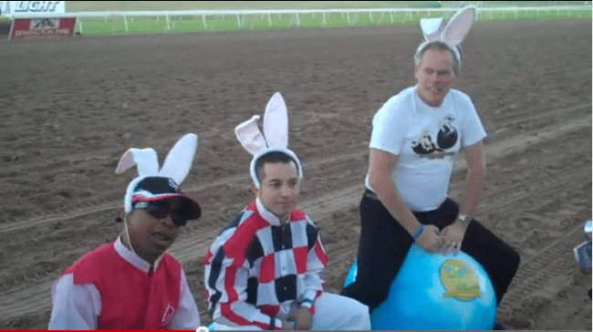 Breeders Cup Or Bust A Journey Of Giving And Getting