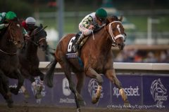 Mucho Macho Man wins 2013 Breeders' Cup Classic