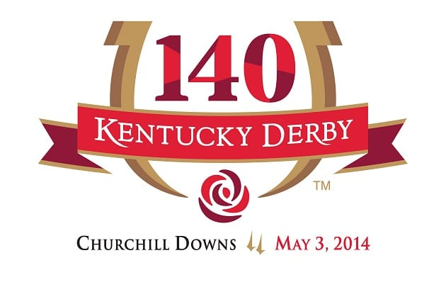 2014 Kentucky Derby logo
