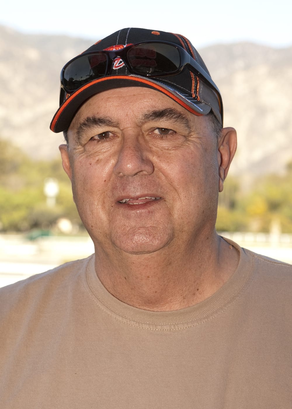 The Breeders Cup Forum Track Superintendent Dennis Moore