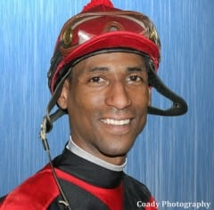 Jockey Deshawn Parker