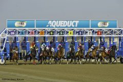 Racing at Aqueduct