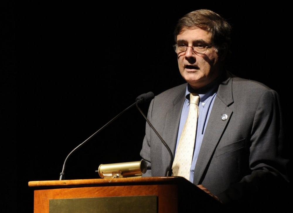 Dr. Rick Arthur, Equine Medical Director, CHRB
