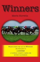 "Proceeds from Merle Horwitz's latest novel, ""Winners,"" will benefit CANTER"