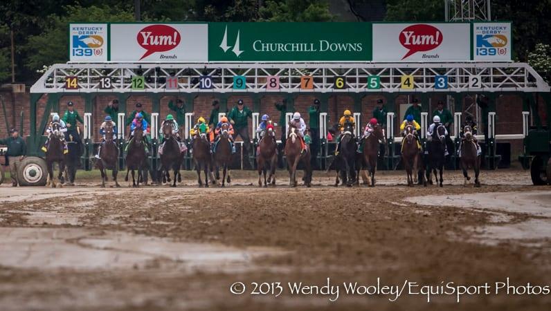 Yum! Brands May Be Ending Kentucky Derby Sponsorship - Horse