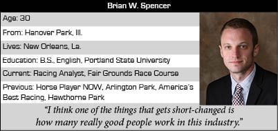 Brian Spencer graphic