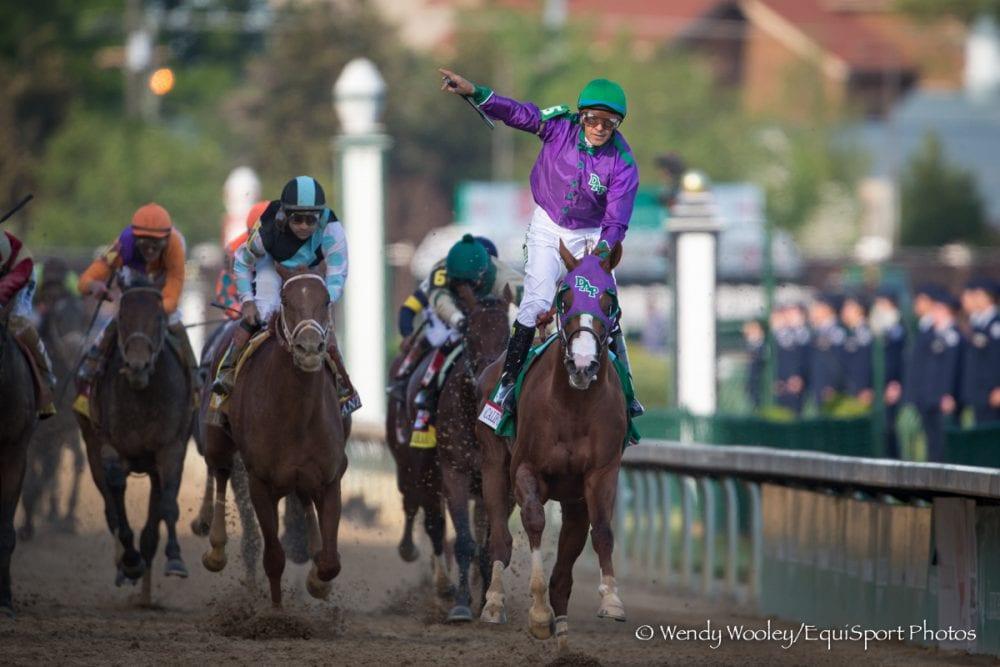 Kentucky Derby a Shining Moment for California Chrome