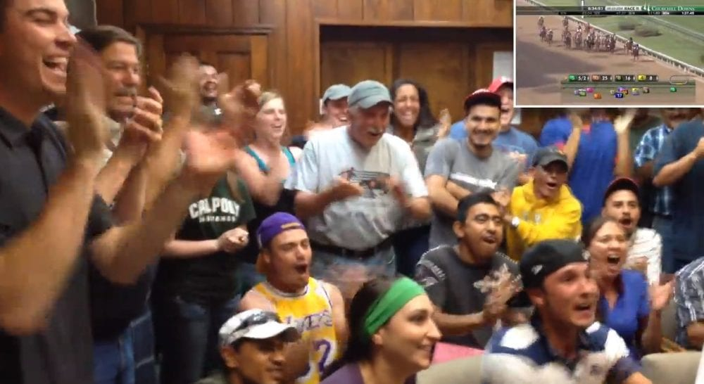 Harris Farms horse division celebrates the Kentucky Derby win by California Chrome