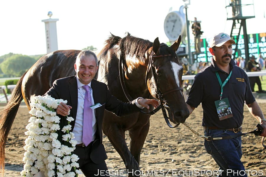 Tonalist Exits Belmont Victory Well Could Point For