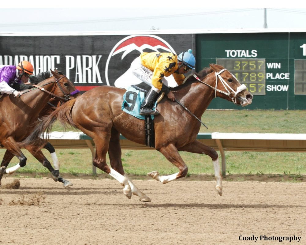 Arapahoe Park Launches Race Day Medication Free Incentive