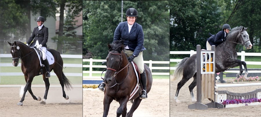 2014 New Vocations Horse Show