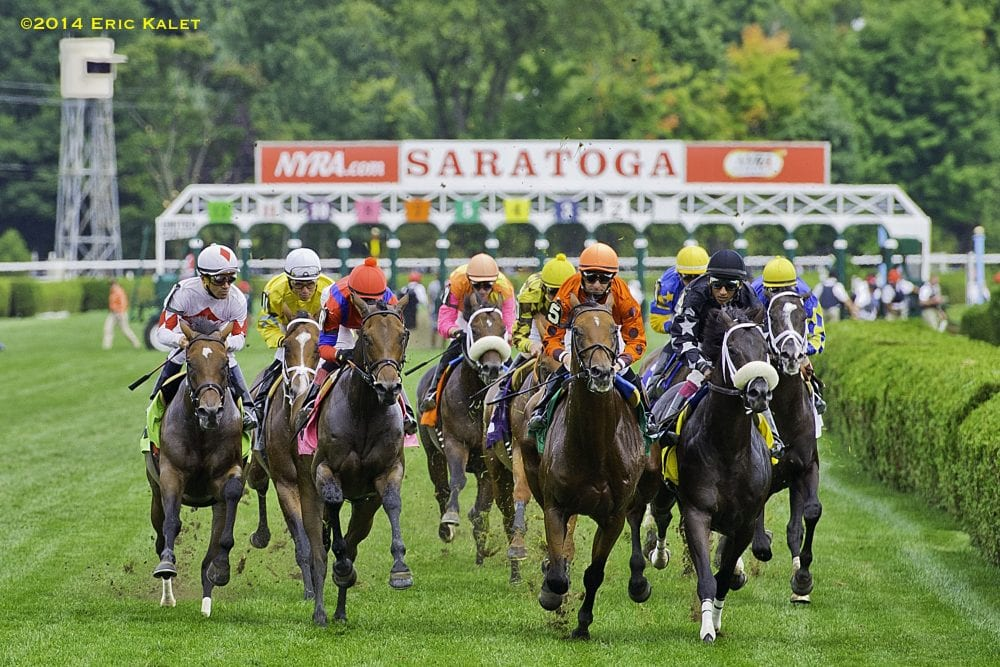 racing returns to saratoga july 21 - horse racing news | paulick report