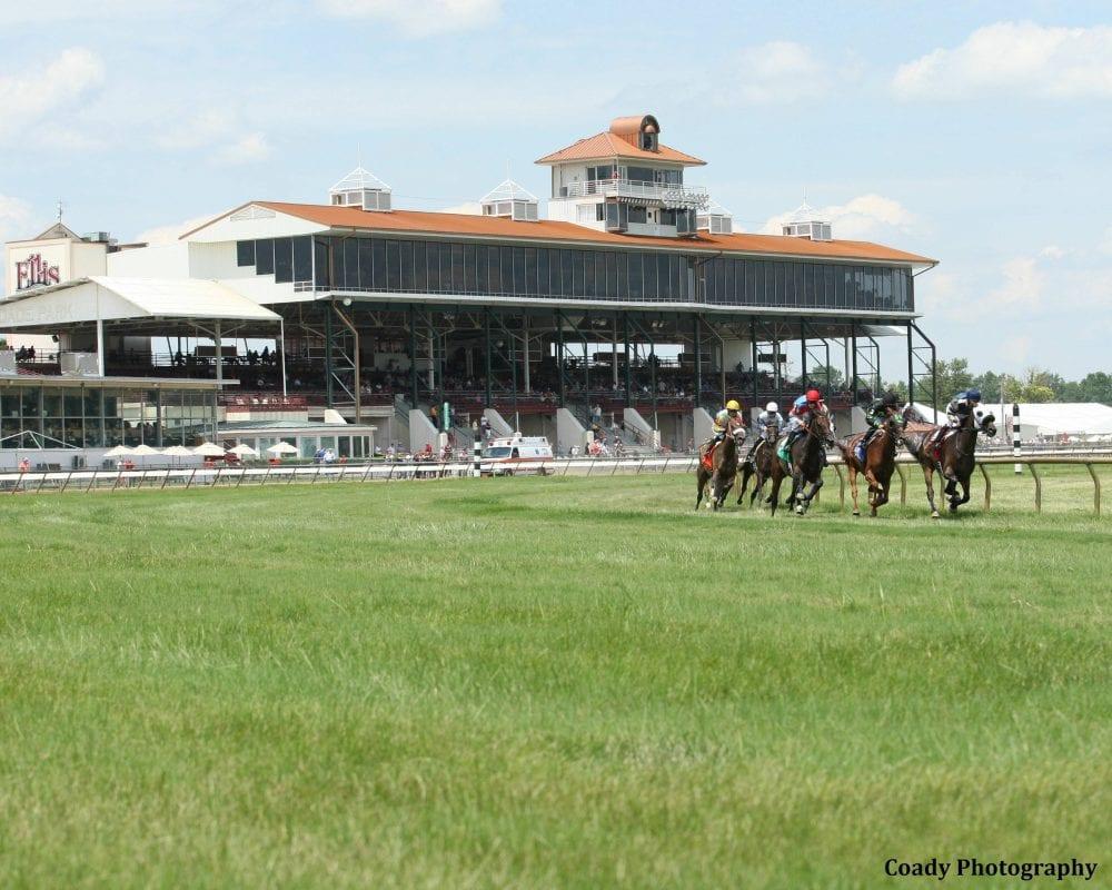Churchill Downs Racing Club Takes Road Trip To Ellis Park
