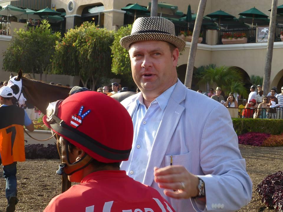 O'Neill has a trio of horses set to run Friday  at Santa Anita