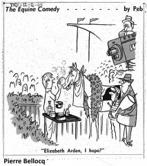 A PEB cartoon from a 1965 edition of the Form