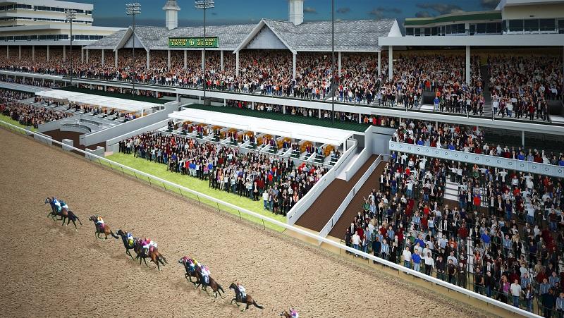 churchill downs horse racing