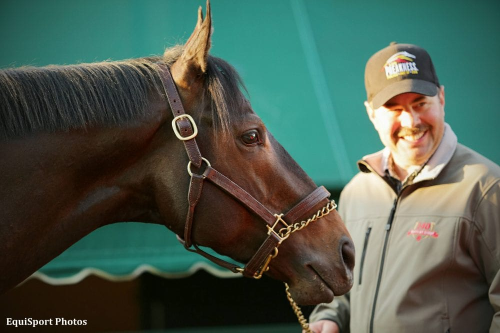 Ride On Curlin Favored In Saturday S Maxxam Gold Cup