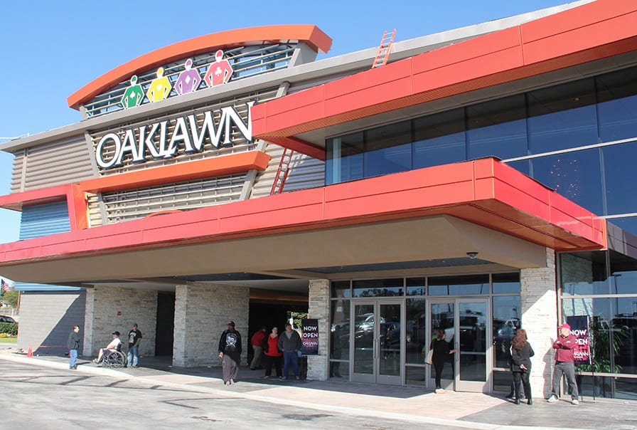 Madison Square Garden: Oaklawn Completes Phase I Of $20M Expansion