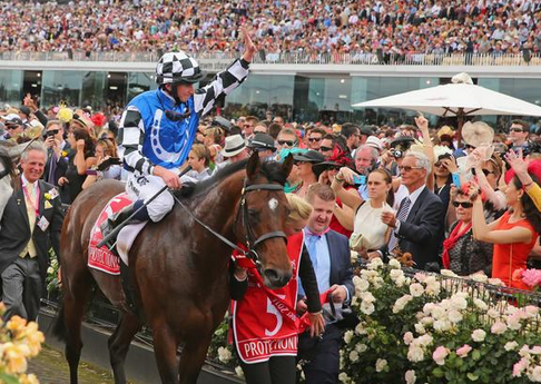 Moore Guides Germany S Protectionist To Melbourne Cup