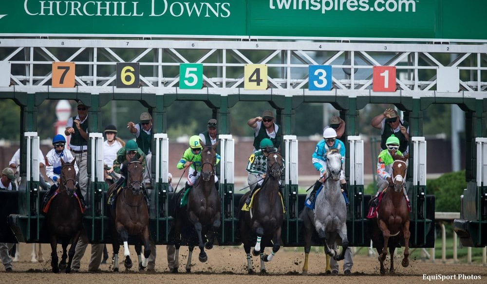 Churchill Downs Gearing Up For Action Packed September