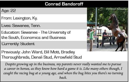 Conrad Bandoroff