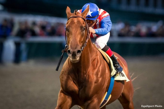 Dortmund Aiming For First Stakes Score In Los Alamitos