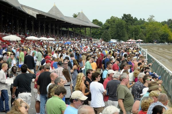 Saratoga's Earlier Opening Weekend Includes New Amenities