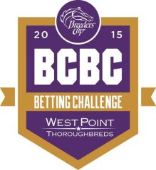 BCBC Breeders'Cup Betting Challenge logo