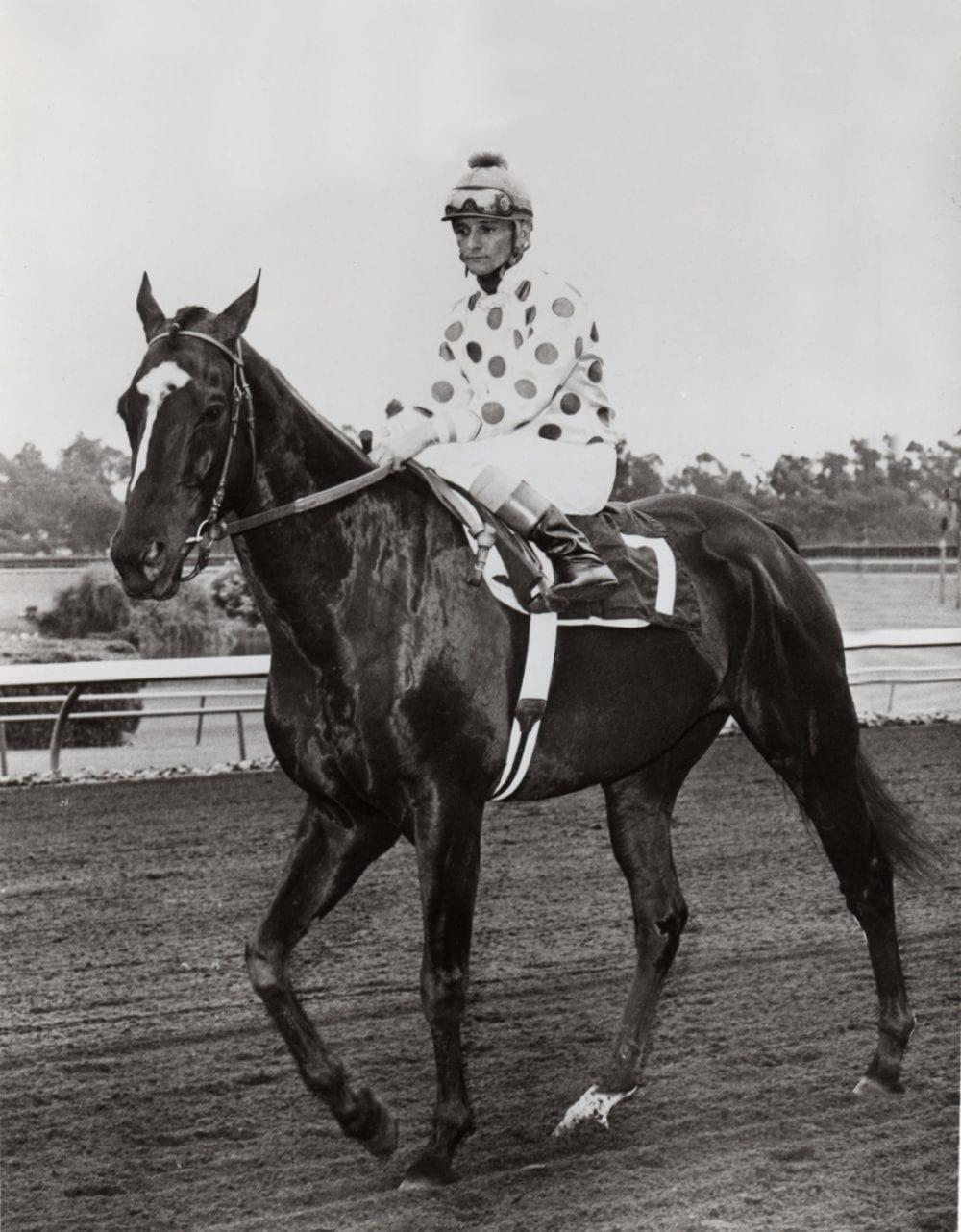 Former Jockey Jerry Lambert Dies At 74
