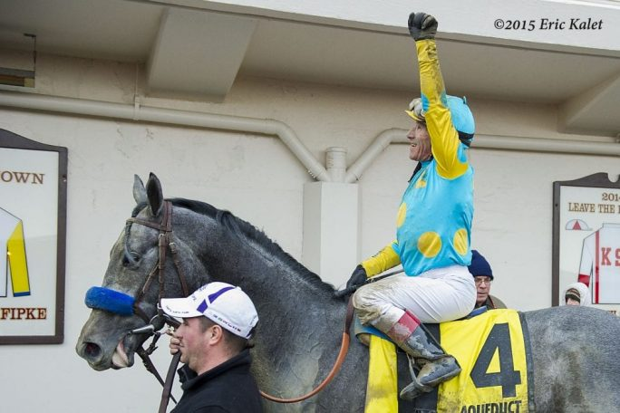 Forever Young Lopez Enjoying The Ride On Kentucky Derby