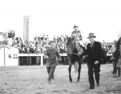 Seabiscuit and George Woolf
