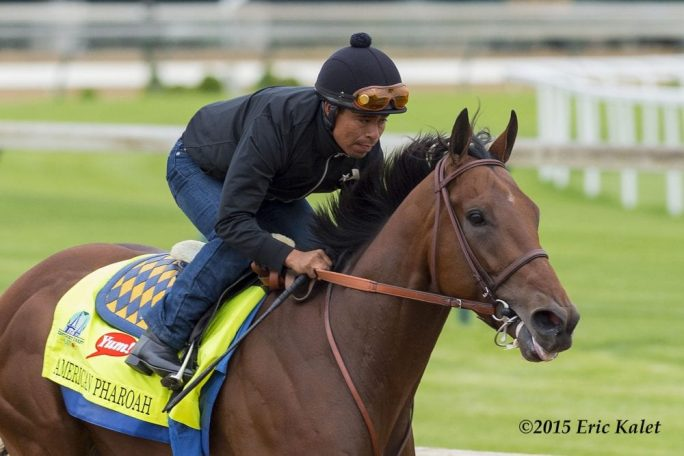 Training For The Triple Crown An Historical Perspective