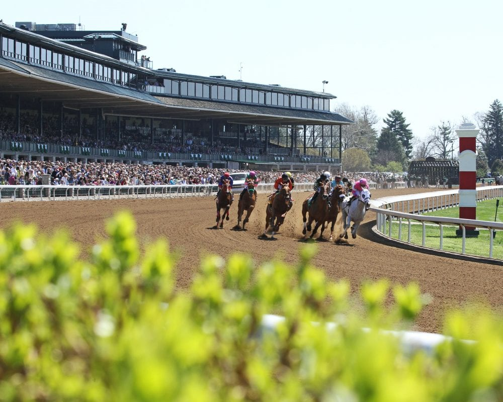 Exciting Opening Weekend Launches Keeneland Spring Meet