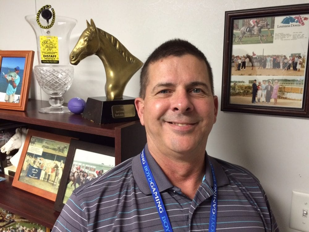 Matt Crawford New Racing Secretary At Delta Downs Horse