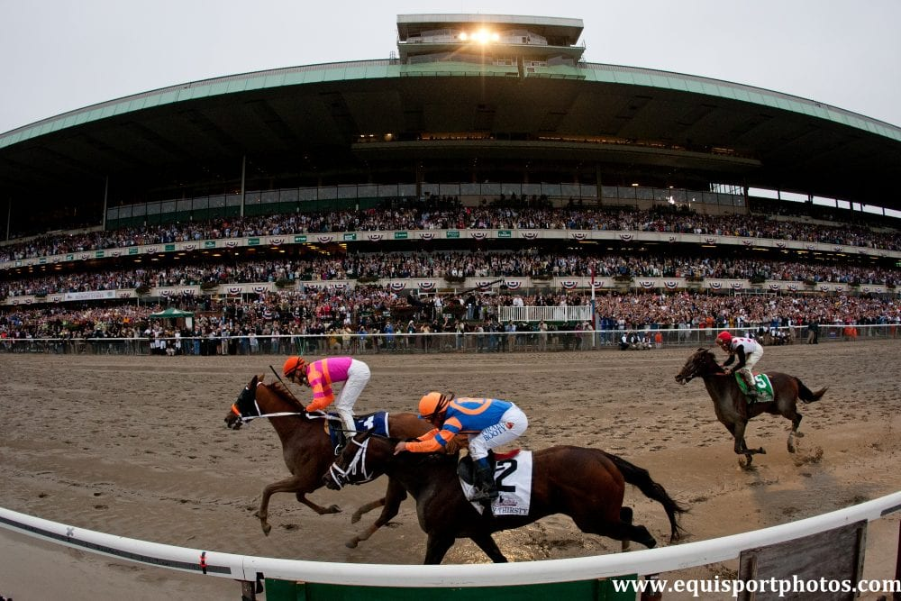 Tracks Preparing To Host Belmont Stakes Parties Horse