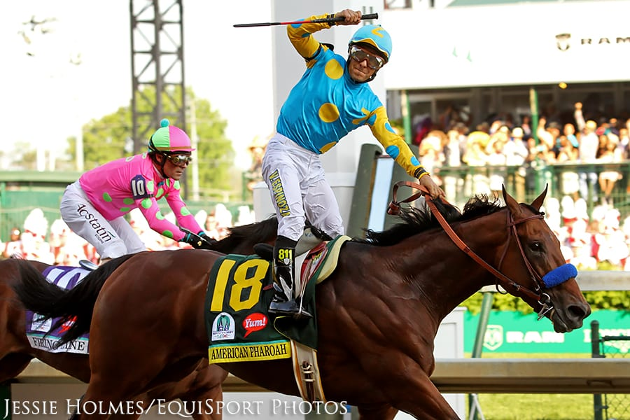 American Pharoah Wins 141st Kentucky Derby Horse Racing