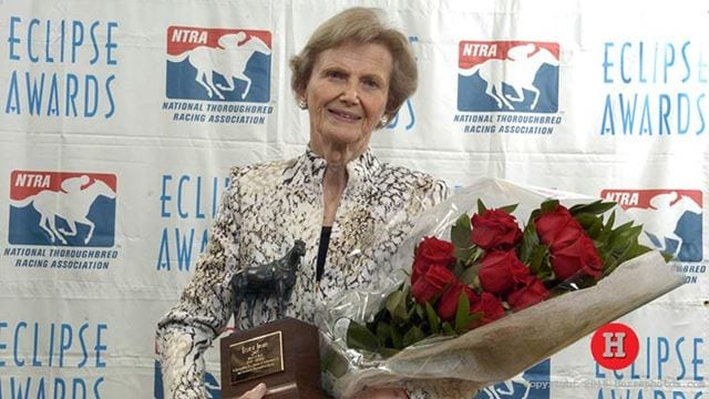 Public Memorial Service For Penny Chenery To Be Held At Keeneland Oct. 9