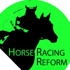 Horse Racing Reform logo