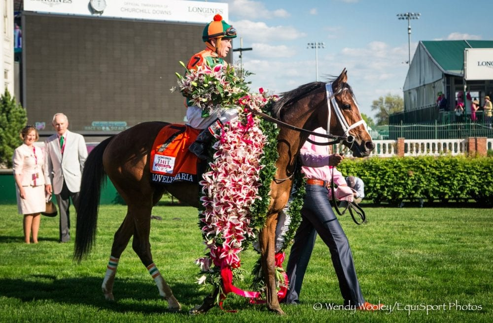 Oaks, Derby Victors Show How To Win With Class - Horse