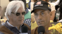 Trainer Bob Baffert and jockey Gary Stevens are ready to