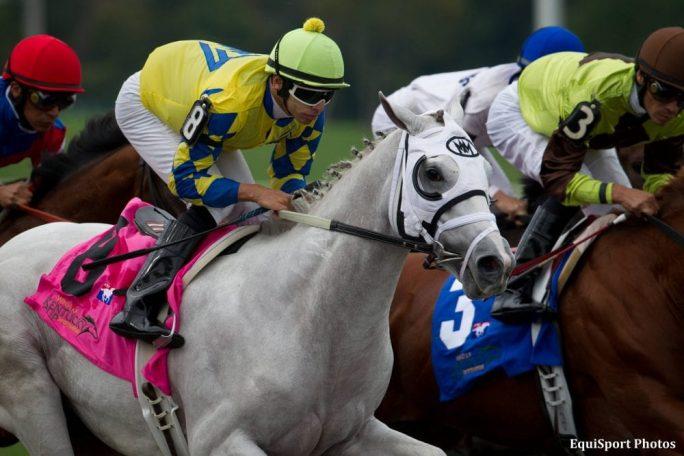 Victor Lebron Returns To Churchill Jockey Colony After