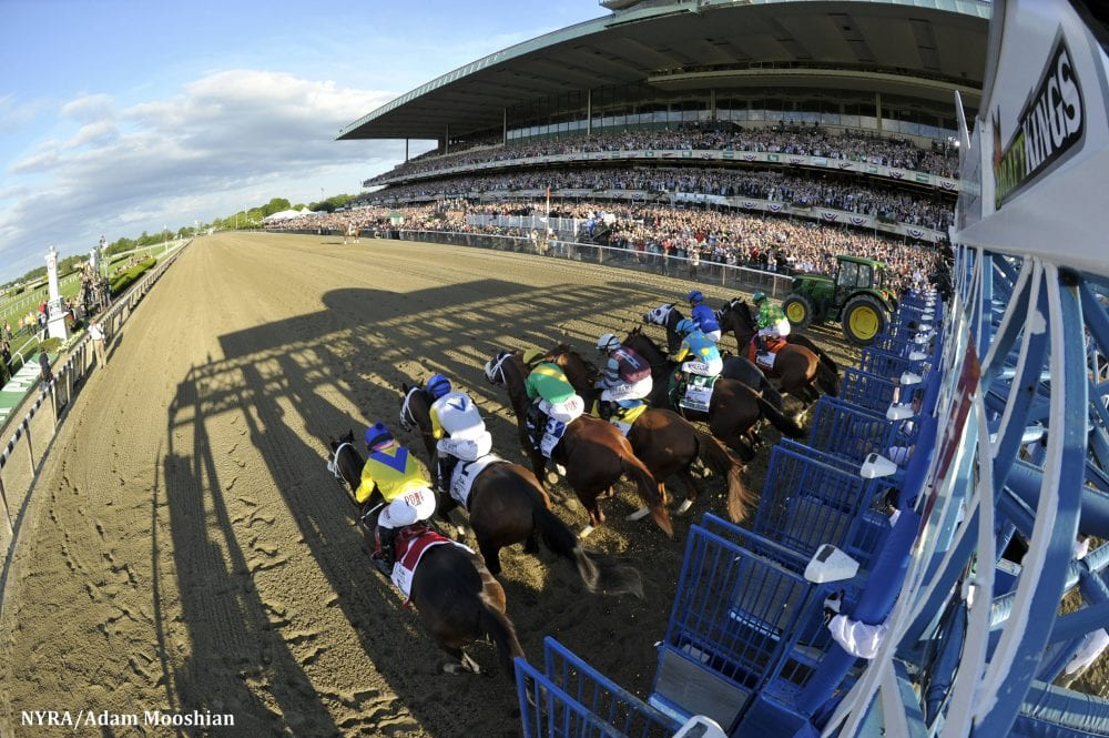 Racing Returns To Belmont Park Friday Belmont Stakes