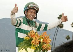 Espinoza will turn 44 on May 23