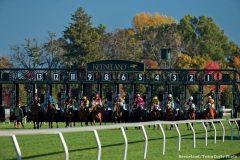 Fall racing at Keeneland
