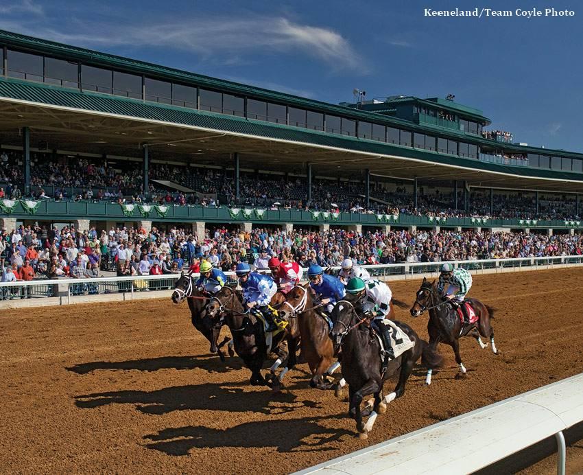 Historic Keeneland Fall Meet Kicks Off Oct 2 Horse