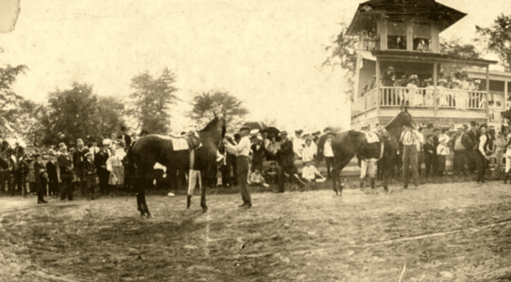 Hurricana Stud, run by the Sanford family in Amsterdam, N.Y., was a prominent breeder for decades
